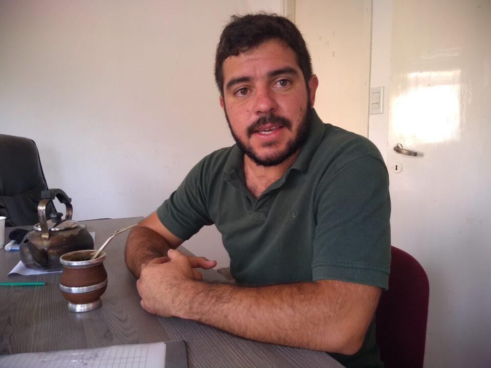 """Daniel Suárez: """"El Movimiento Evita selló un compromiso de ida y vuelta con Hacemos por Córdoba"""""""