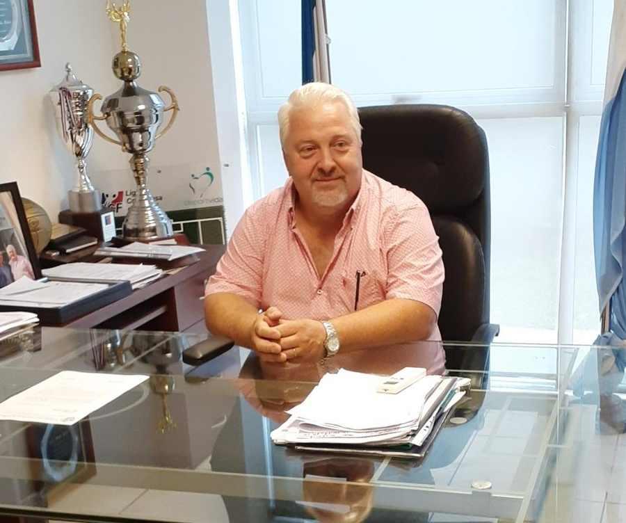 """""""Estamos trabajando para que vuelva la competencia de la Liga Cordobesa de Fútbol"""""""