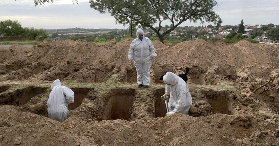 Alta Gracia superó los 100 muertos por covid