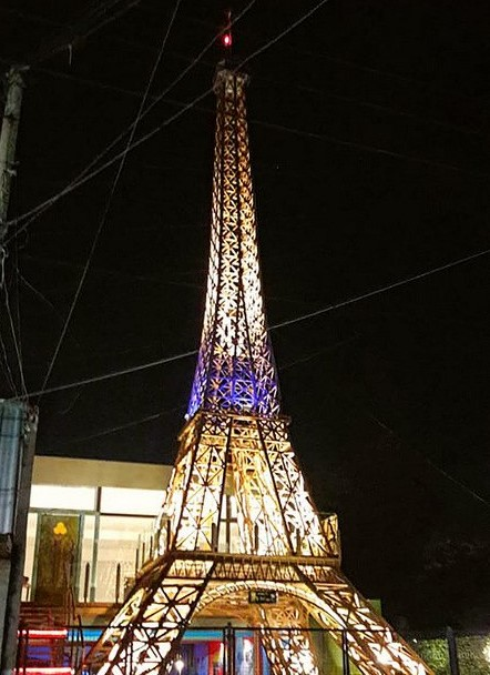La Torre Eiffel de Ituzaingó
