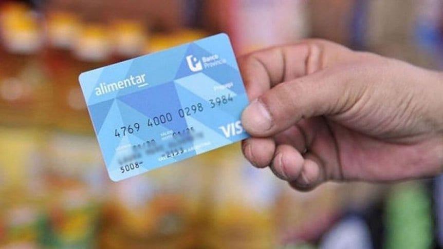 Tarjeta Alimentar: comenzaron a acreditar los saldos de agosto