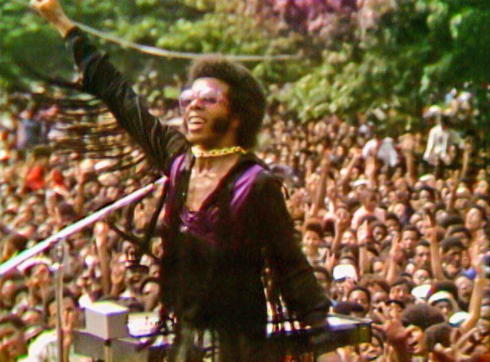 El olvidado Woodstock Negro