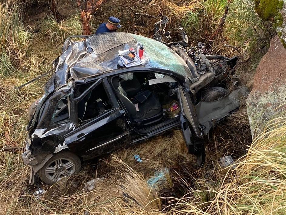fatal accidente (Foto: Traslasierra Noticias)