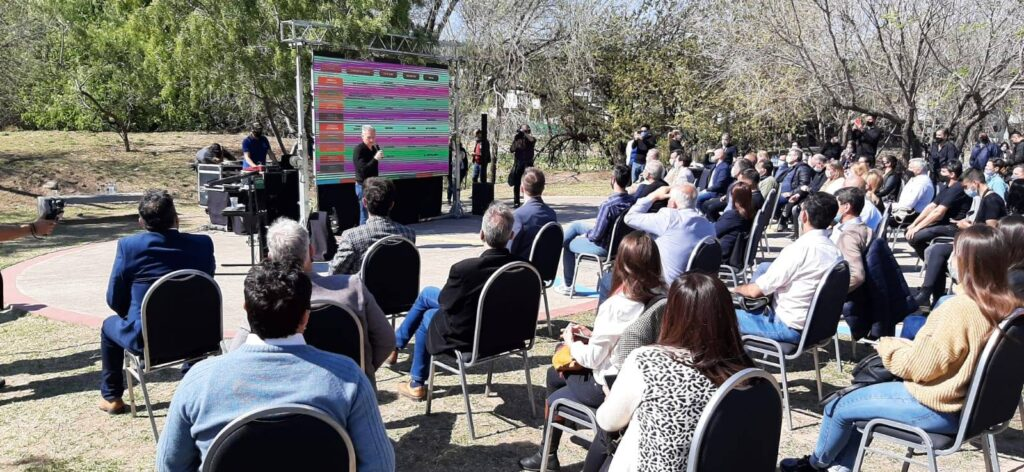 La Bolsa fue la comuna invitada a la apertura del Mes del Senderismo en Córdoba