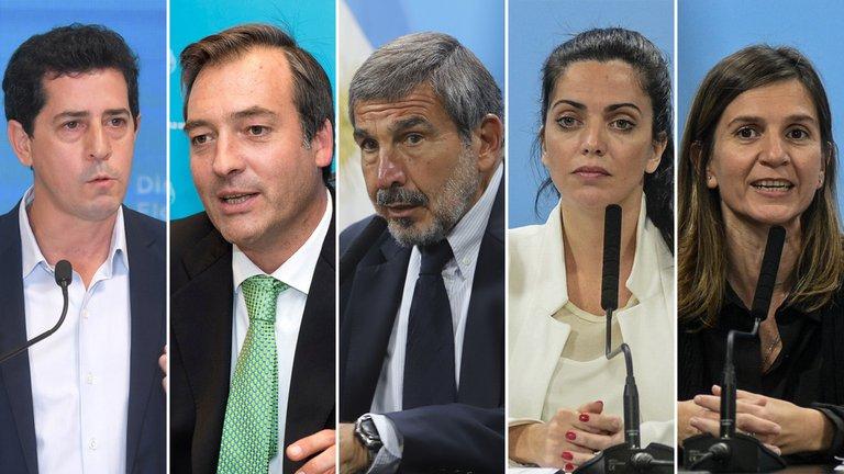 Cinco funcionarios ultra K presentaron su renuncia a Alberto Fernández