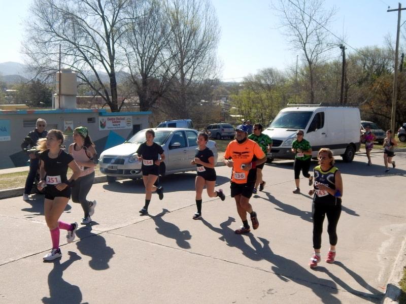 Se conocieron los ganadores de la maratón súpercross en Barrio Liniers