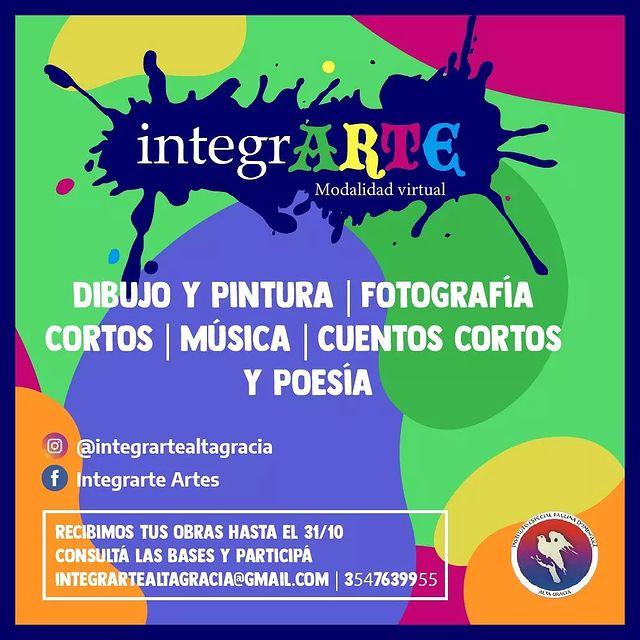 """La muestra artística """"IntegrArte"""" vuelve con una nueva edición"""