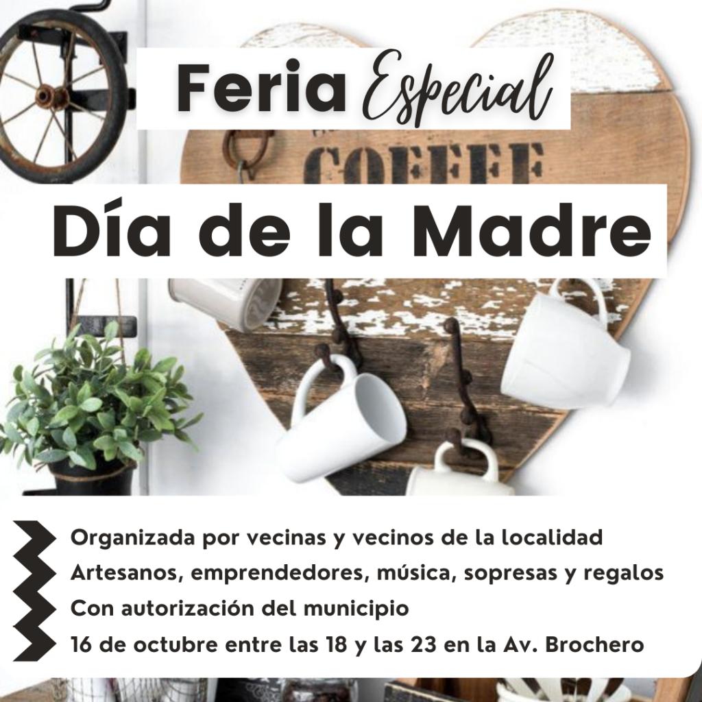 Santa Ana: realizarán una feria de artesanos y emprendedores para el Día de la Madre