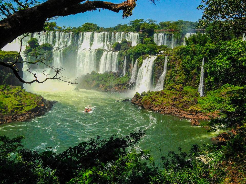 AG Noticias te invita a participar de un super sorteo a las Cataratas de Iguazú