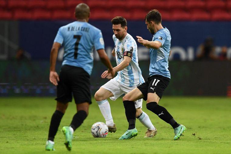 Eliminatorias: Argentina ante Uruguay para seguir sosteniendo el invicto
