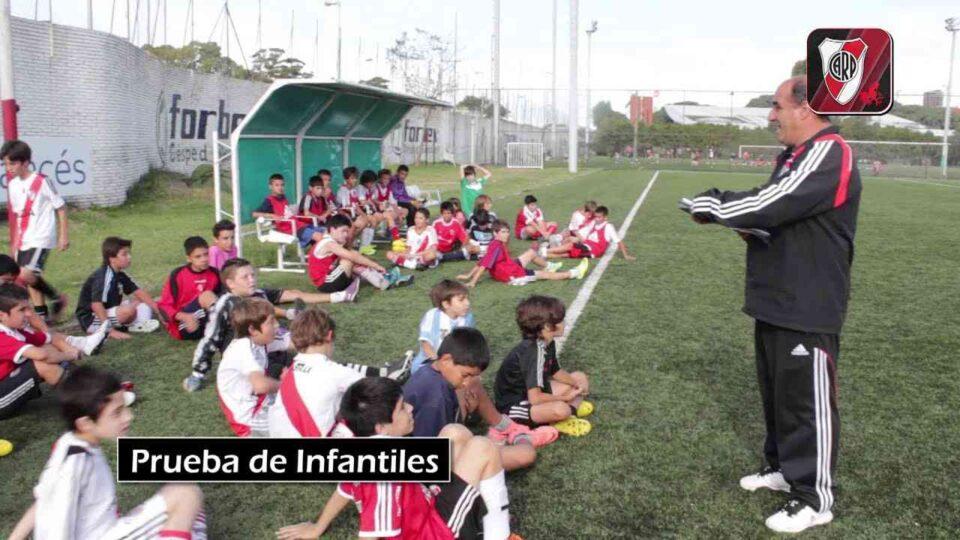 Atención: River Plate vendrá a probar jugadores a nuestra ciudad